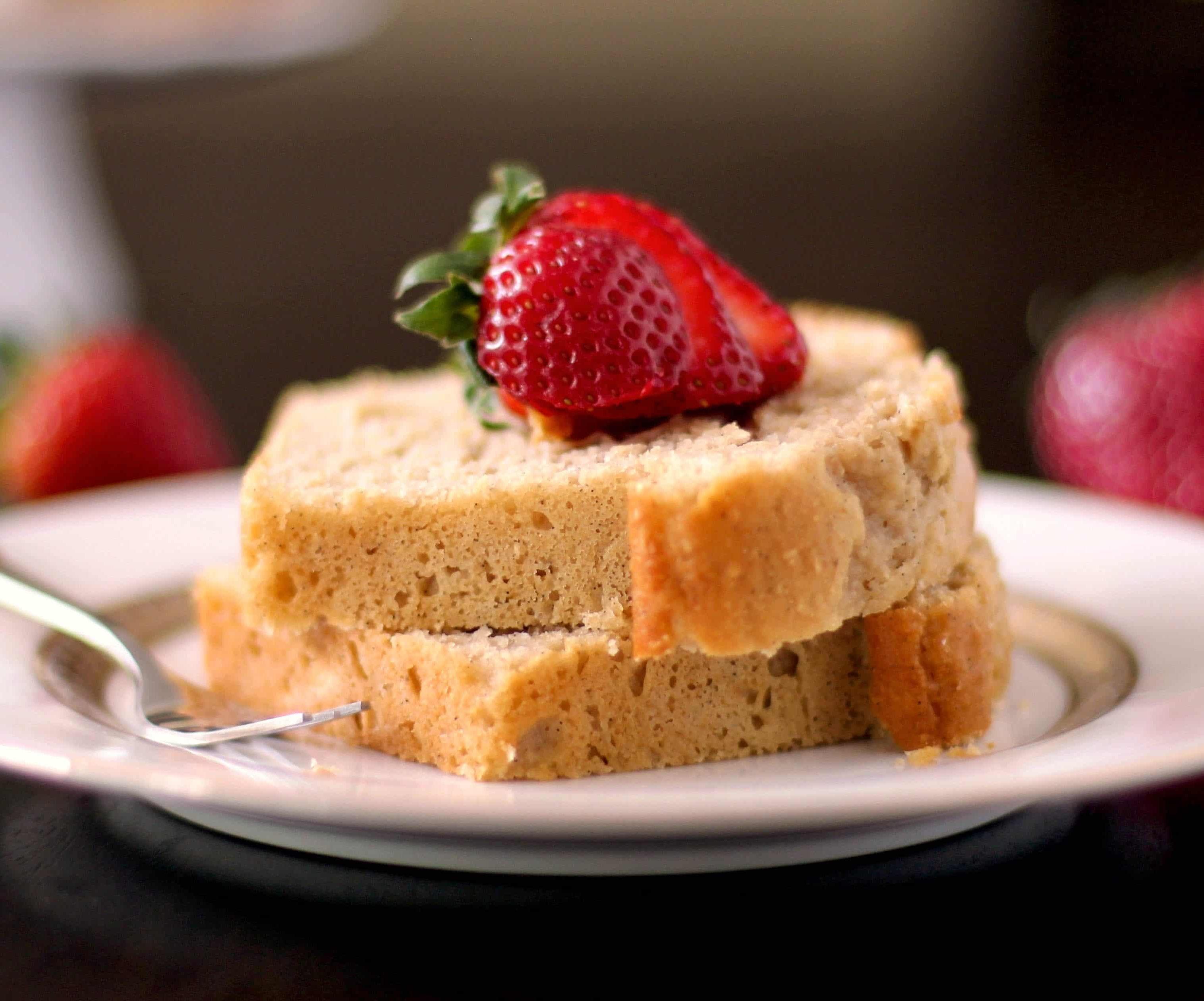 Vanilla Cake Recipe Low Calories: Desserts With Benefits Healthy Whole Wheat Vanilla Bean