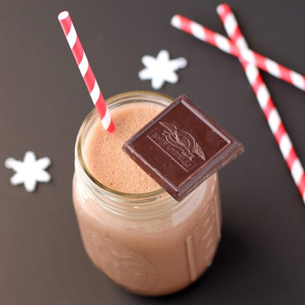 Healthy Homemade Chocolate Muscle Milk Recipe | Sugar Free ...