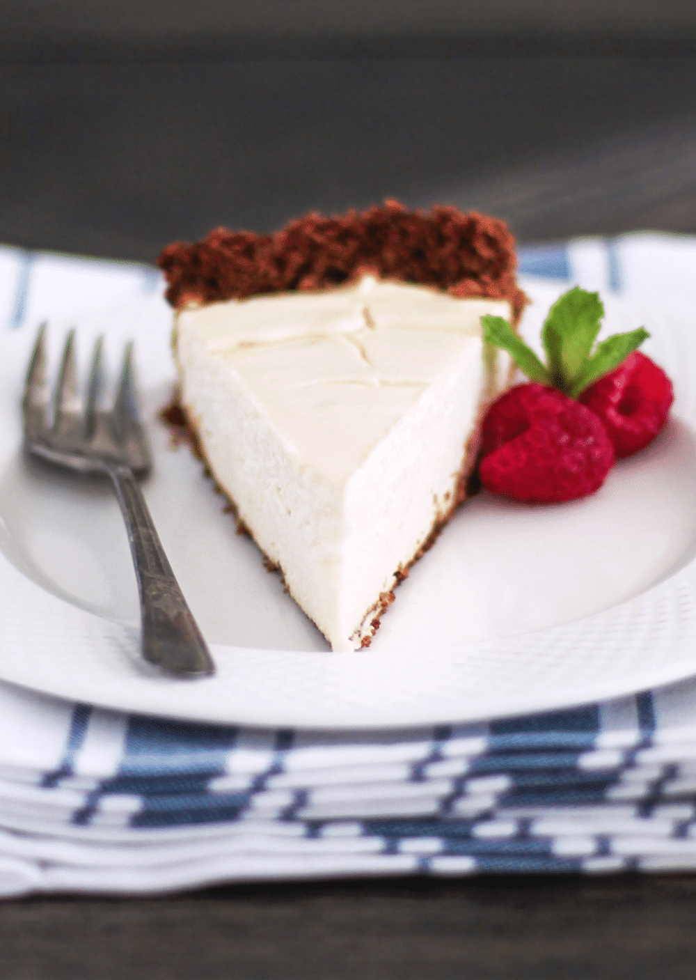 Healthy Cheesecake Recipe - Desserts With Benefits