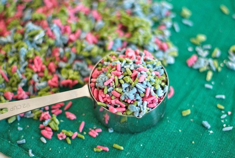 Rainbow Sprinkles recipe | All Natural, Sugar Free | Desserts With ...