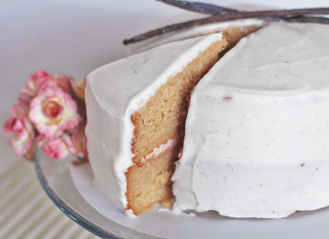 Philosophy Vanilla Birthday Cake Recipe