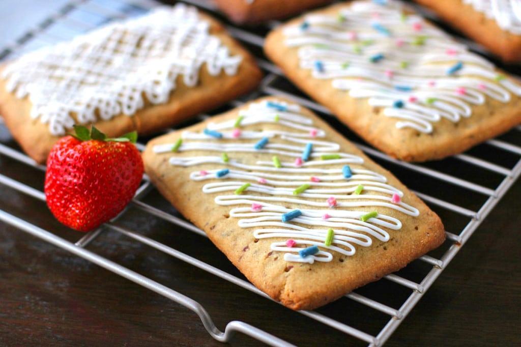 Cake Made With Pop Tarts