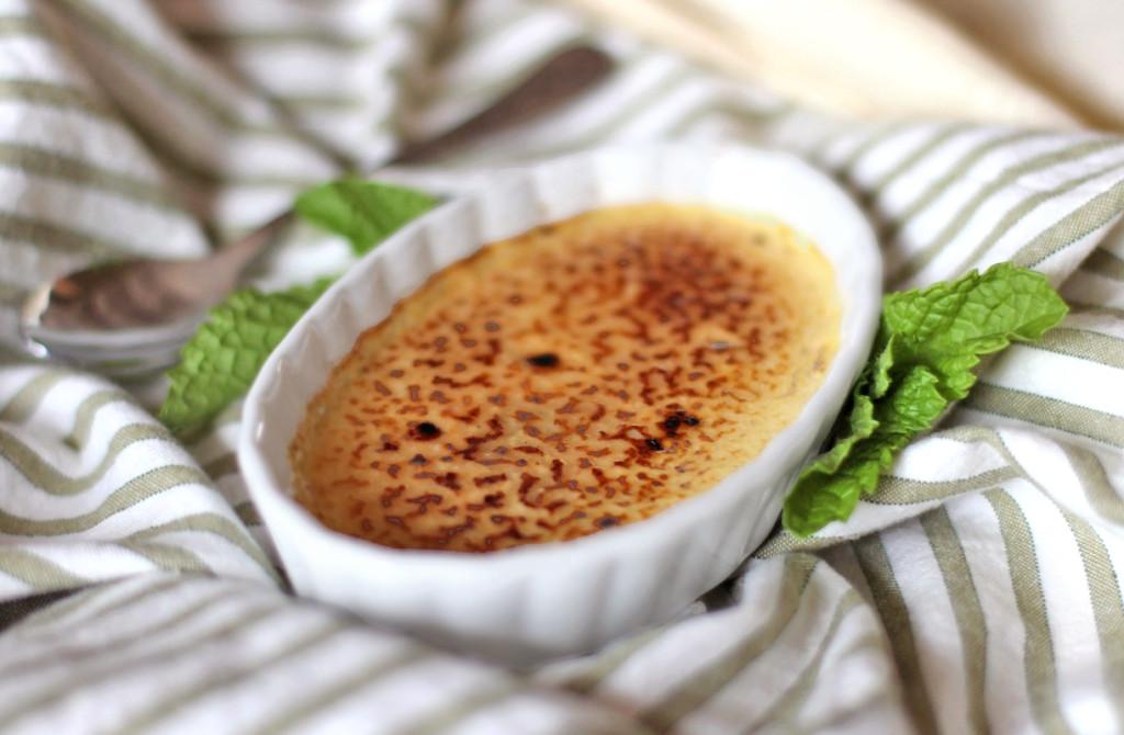 Healthy Crème Brûlée