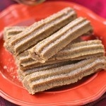 Guilt Free Homemade Churros