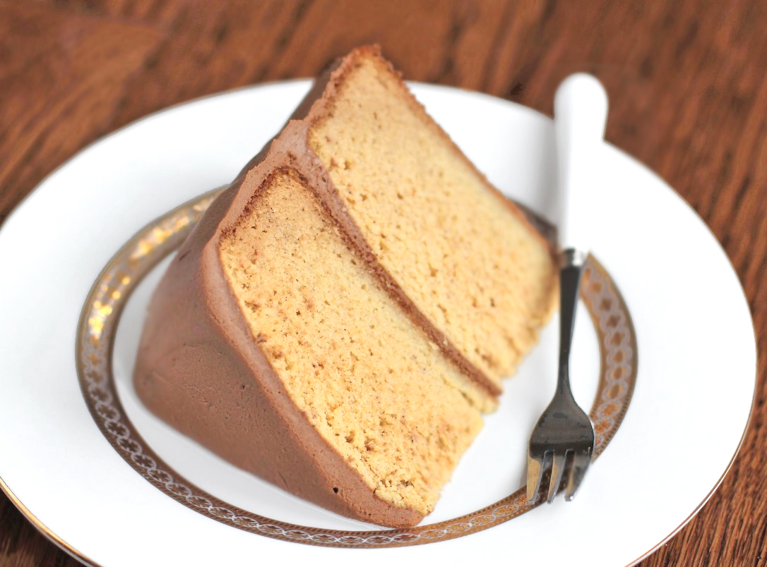 Healthy Yellow Cake Recipe - Desserts with Benefits