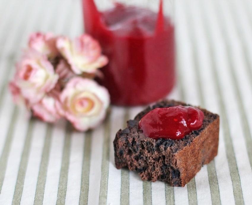 Healthy Homemade Raspberry Curd