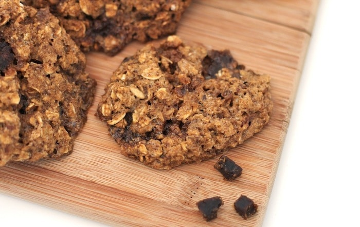 Healthy Oatmeal Scotchies