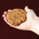 Healthy Chewy Peanut Butter Oatmeal Cookies
