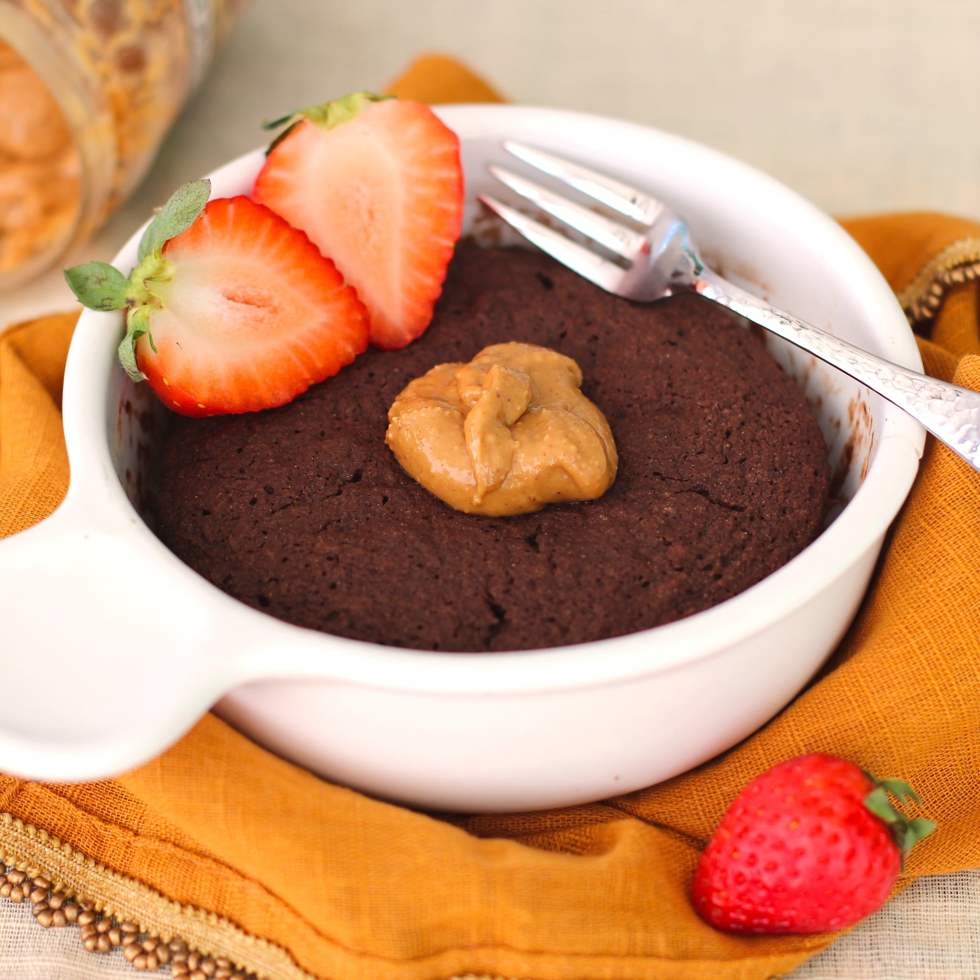 Desserts With Benefits Healthy Single-Serving Chocolate