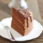 Healthy Chocolate Therapy Cake - Healthy Dessert Recipes
