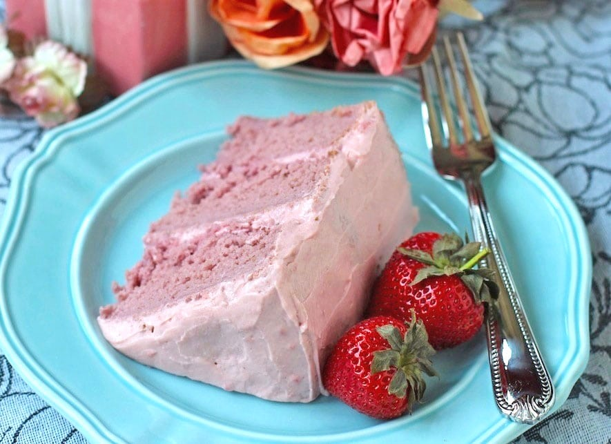 Healthy Low Fat Birthday Cake Recipes: Desserts With Benefits