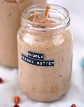 Healthy Double Peanut Butter - Healthy Dessert Blog