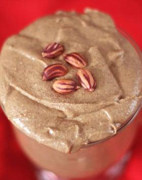 Healthy Homemade Wild Jungle Peanut Butter - healthy dessert blog
