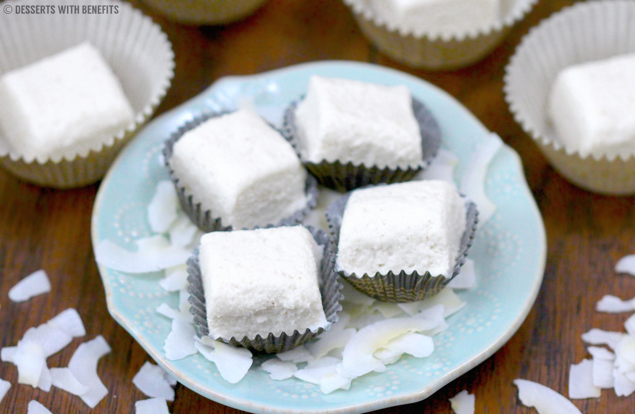 Low Calorie Low Sugar Cake Recipes: Healthy Coconut Fudge (low Fat)