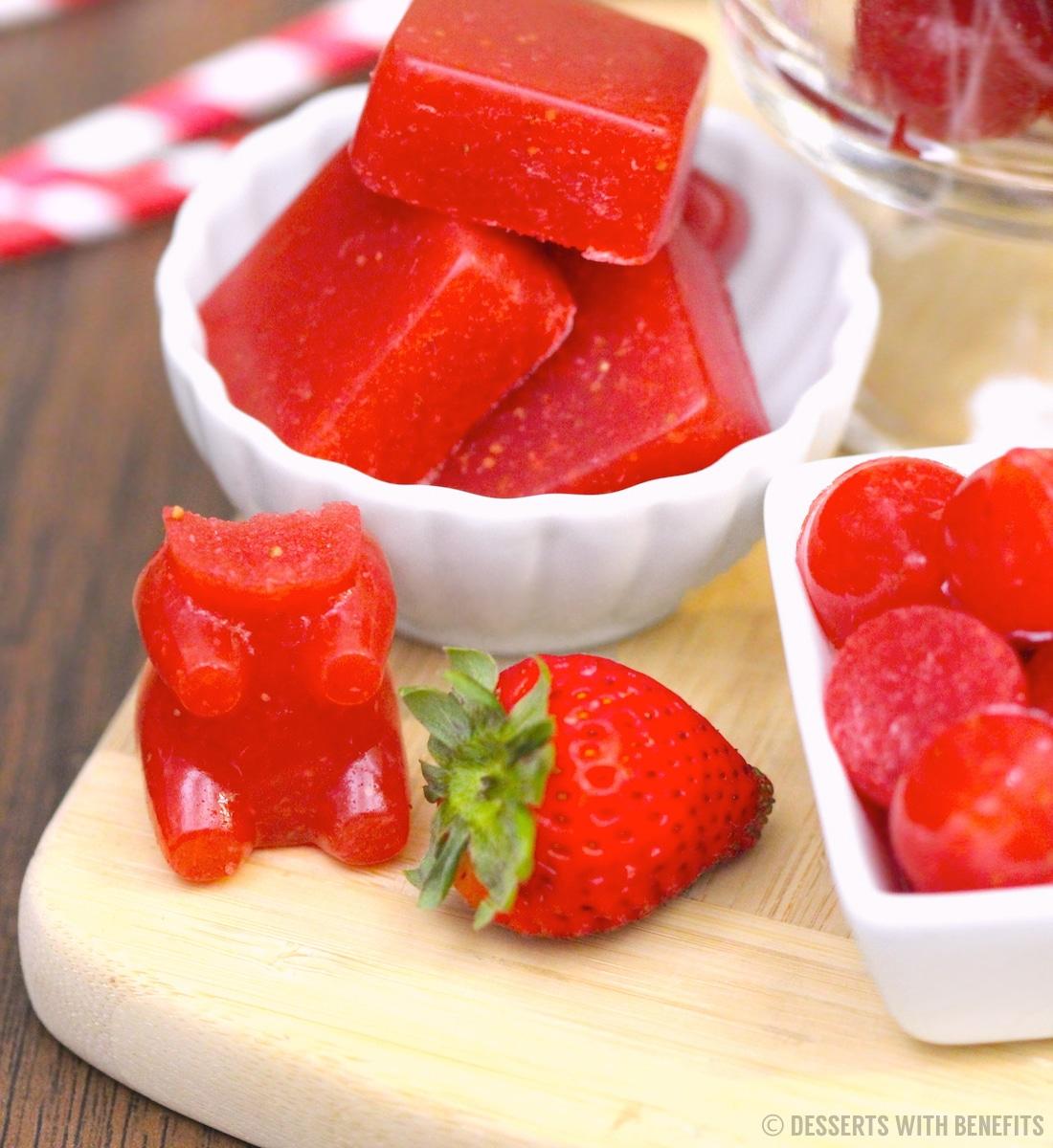 healthy fruit desserts no sugar fruit in season december