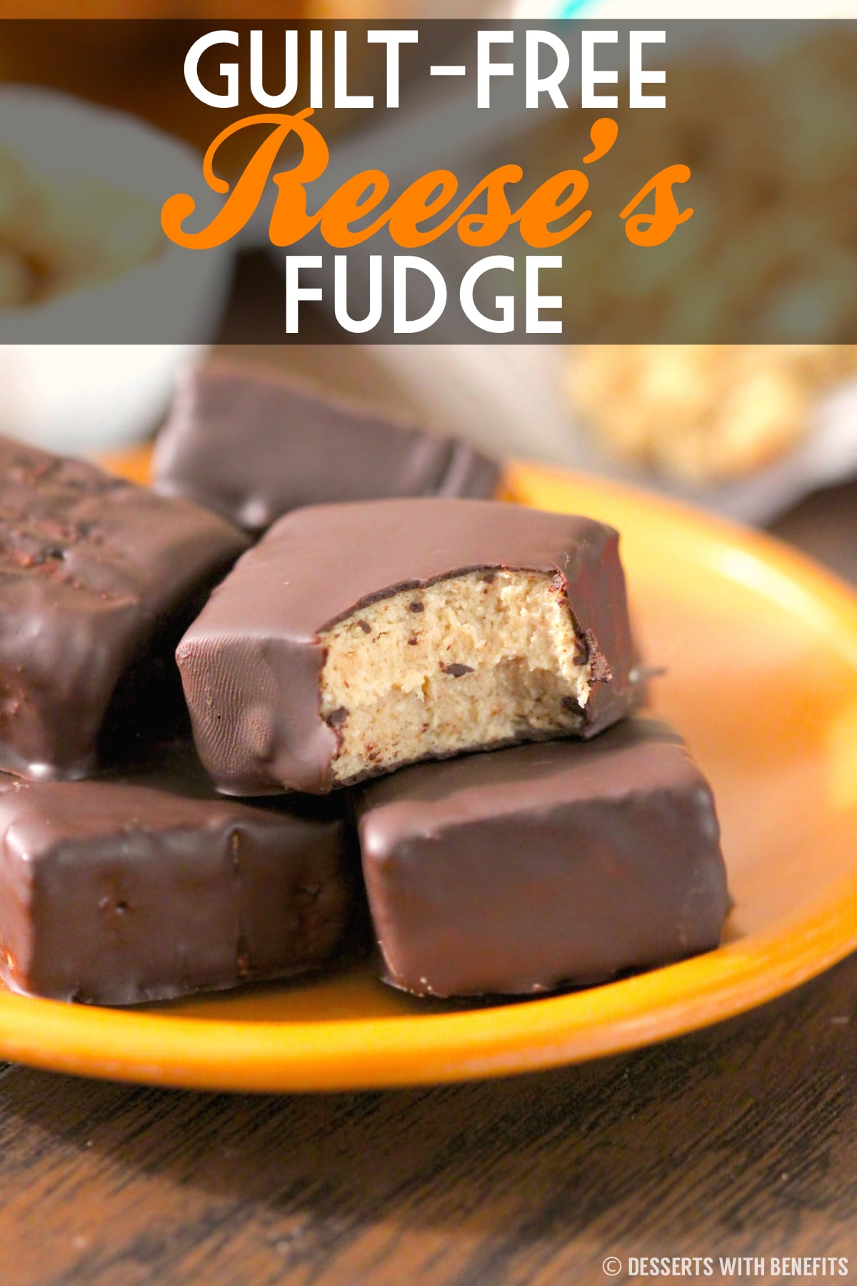 Healthy Reese S Fudge Recipe High Protein Low Sugar