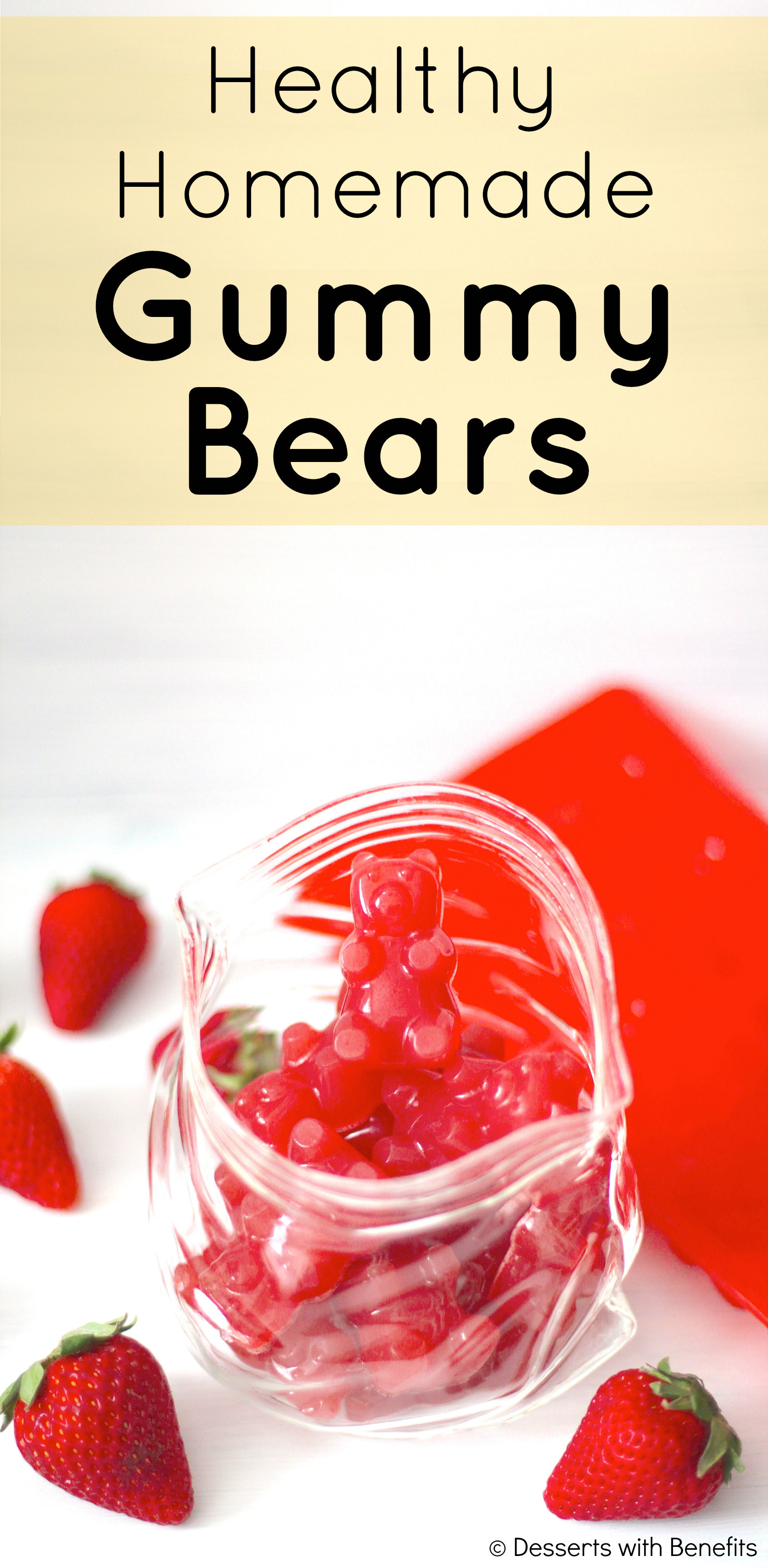 Gummy bear healthy