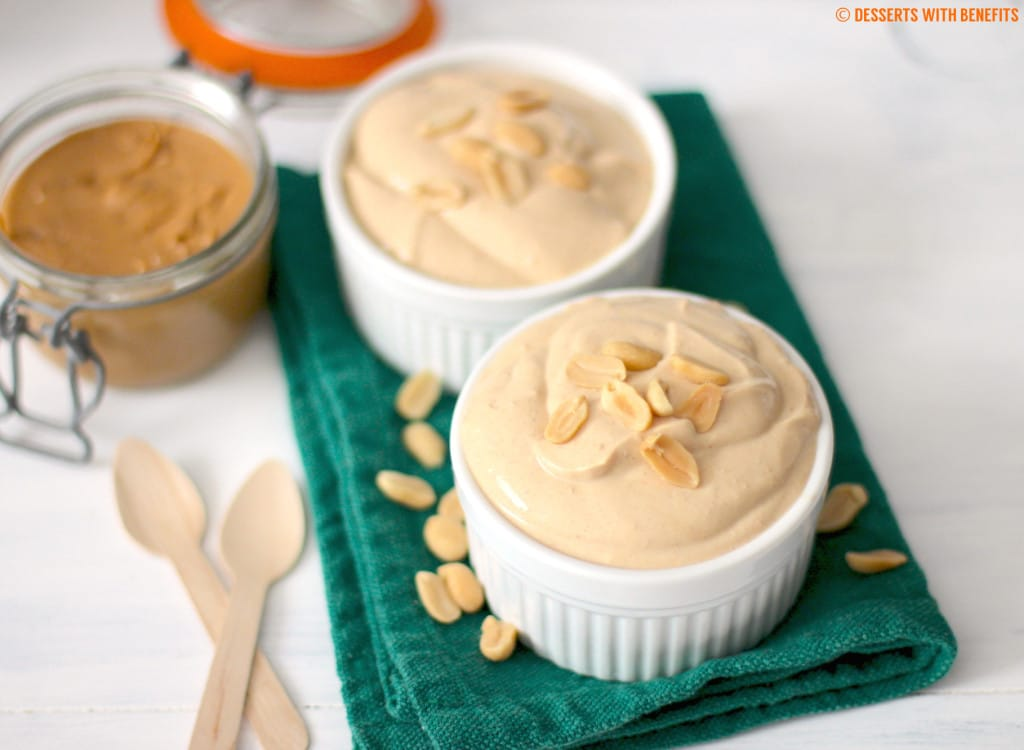 Low Fat High Fibre Cake Recipes: Healthy Peanut Butter Yogurt Dip (low Fat/low Carb/high