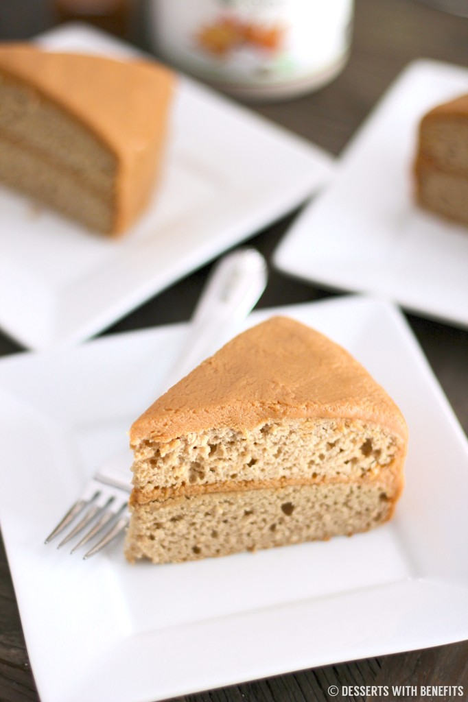 Healthy Gluten-Free Maple Cake (low fat, refined sugar free) - Healthy ...