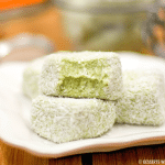Healthy Matcha Coconut Fudge - Desserts with Benefits