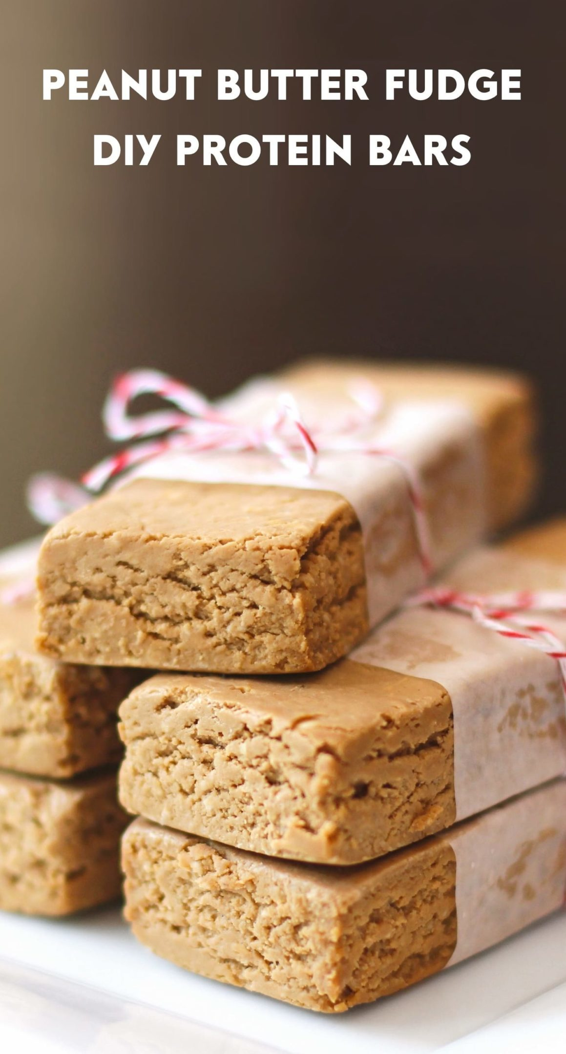 Healthy Peanut Butter Diy Protein Bars From The Diy Protein