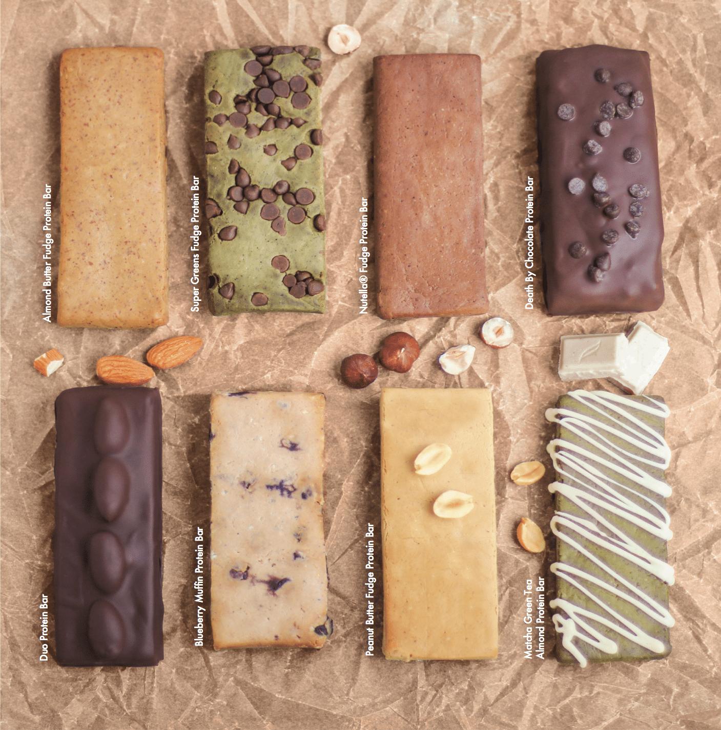 DIY Protein Bars Cookbook – Jessica Stier of Desserts with Benefits