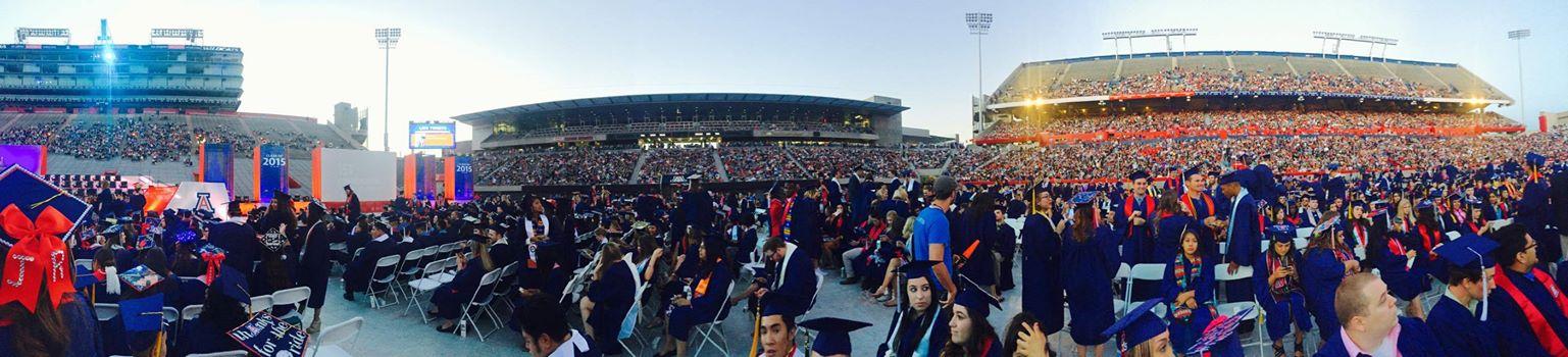 DWB UA Graduation