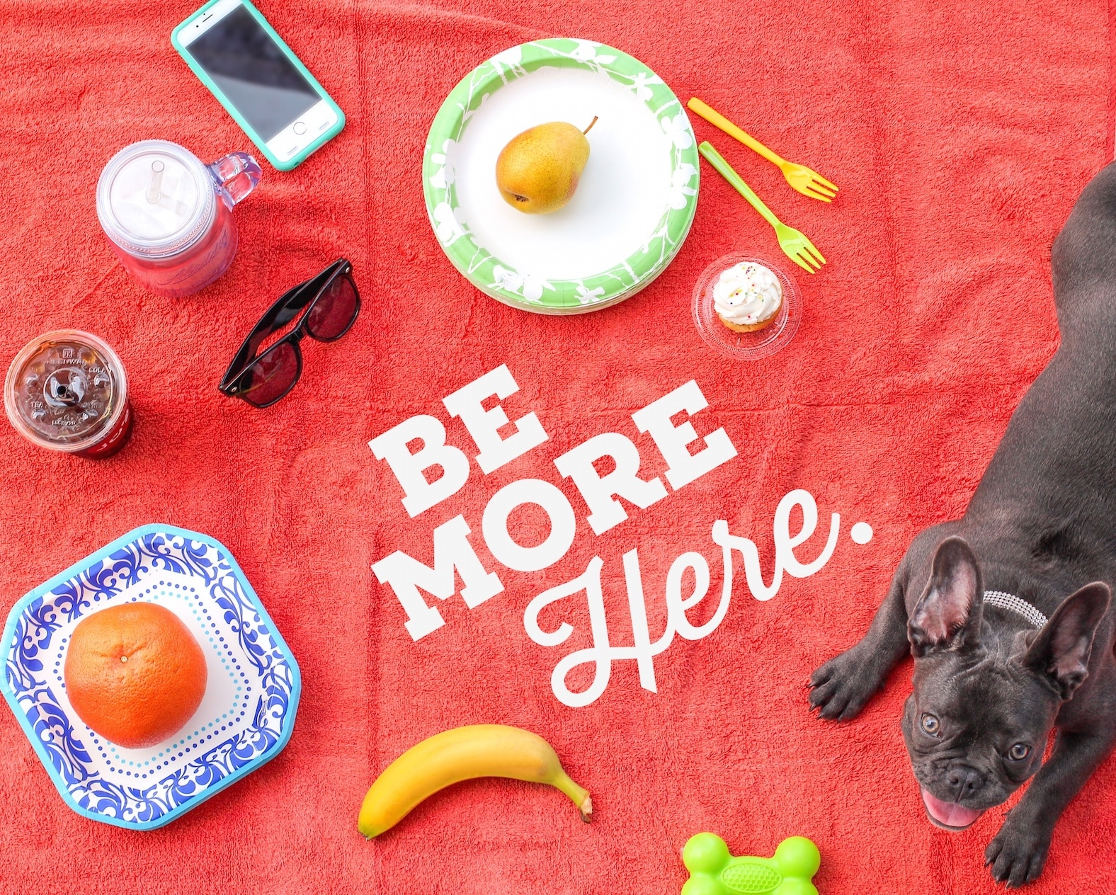 Dixie - Be More Here - Desserts with Benefits