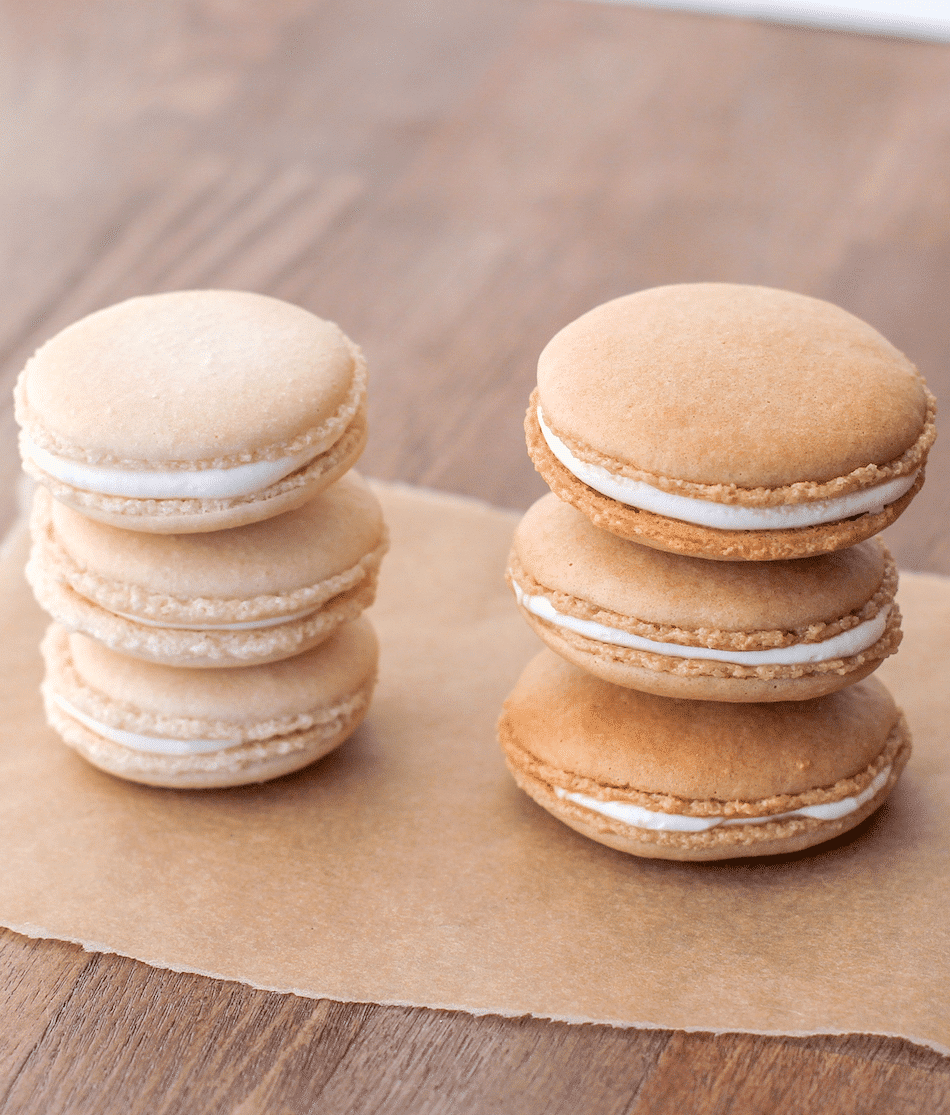 Healthy Homemade French Macarons Refined Sugar Free Gluten Free