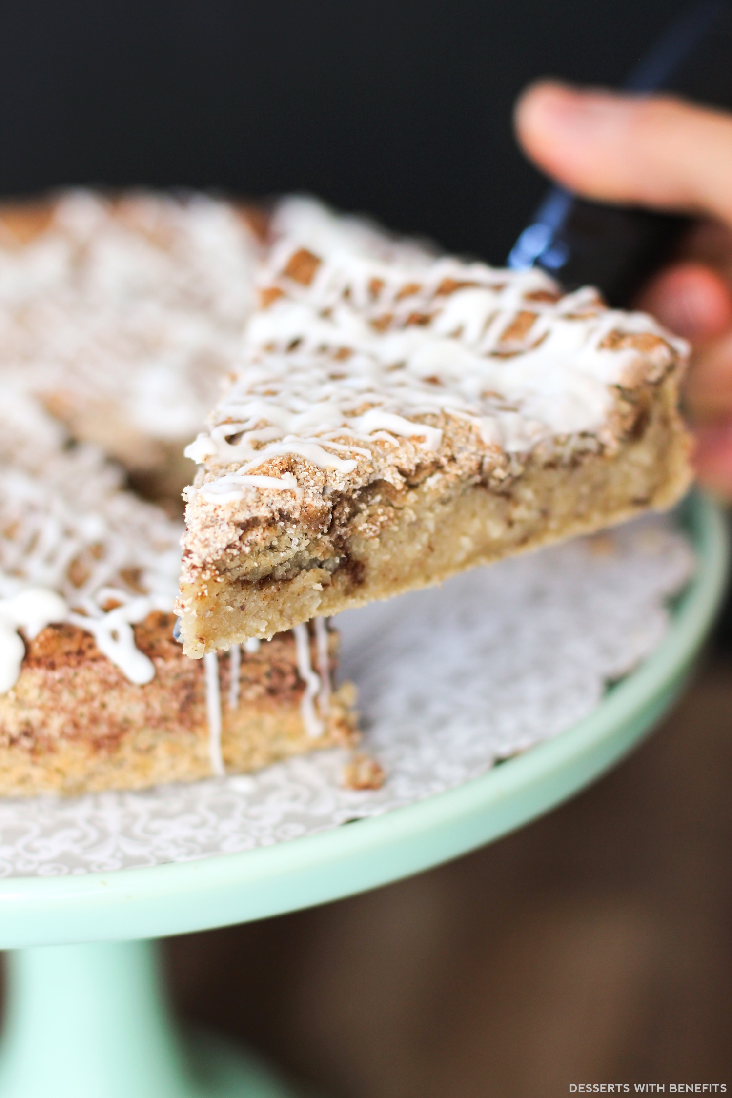 High Fiber Coffee Cake Recipe