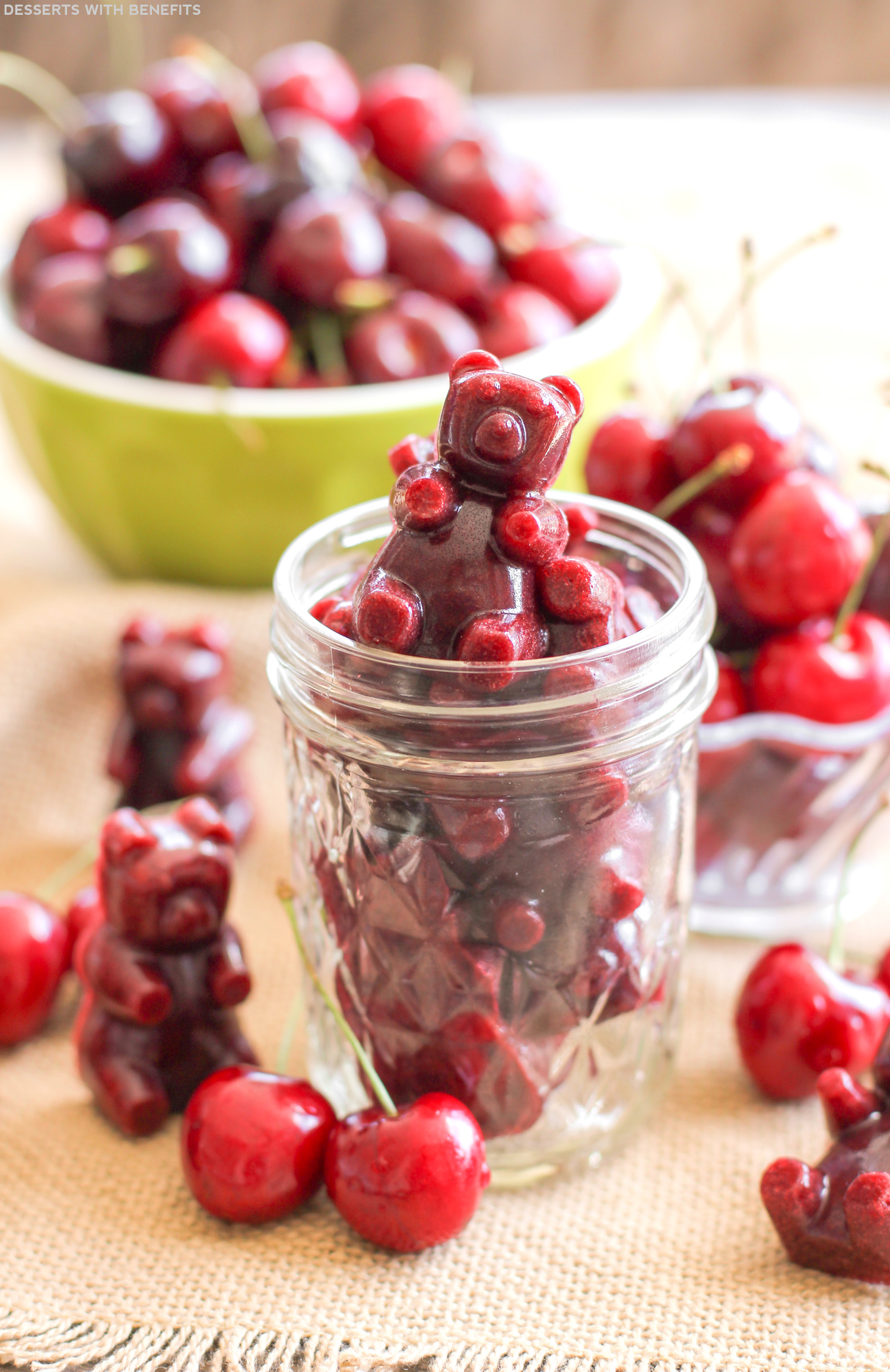 Healthy Very Cherry Fruit Snacks Refined Sugar Free Fat Gluten