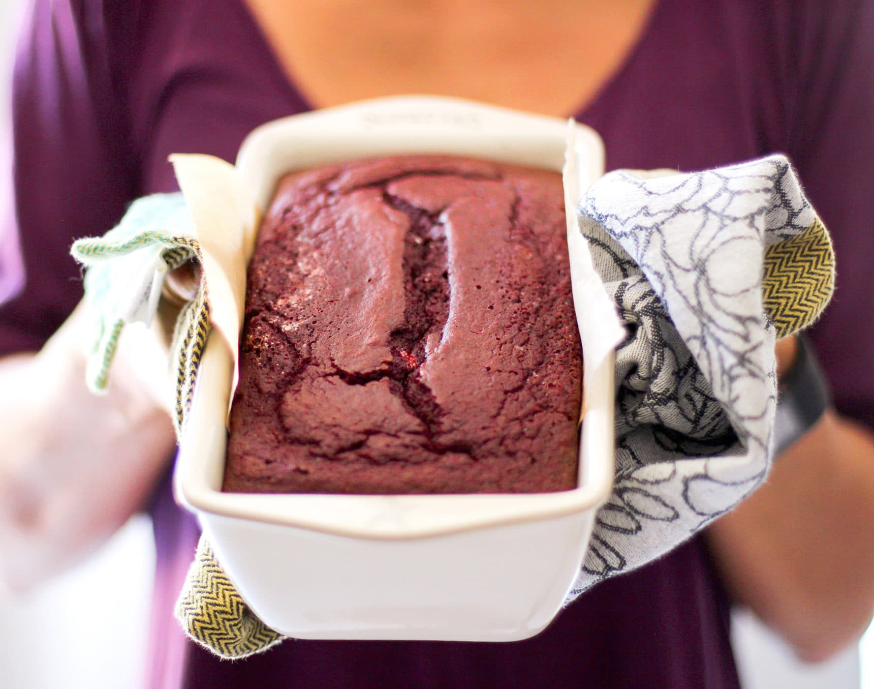 Low Fat High Fibre Cake Recipes: Healthy Red Velvet Loaf (sugar Free, Low Fat, High Protein