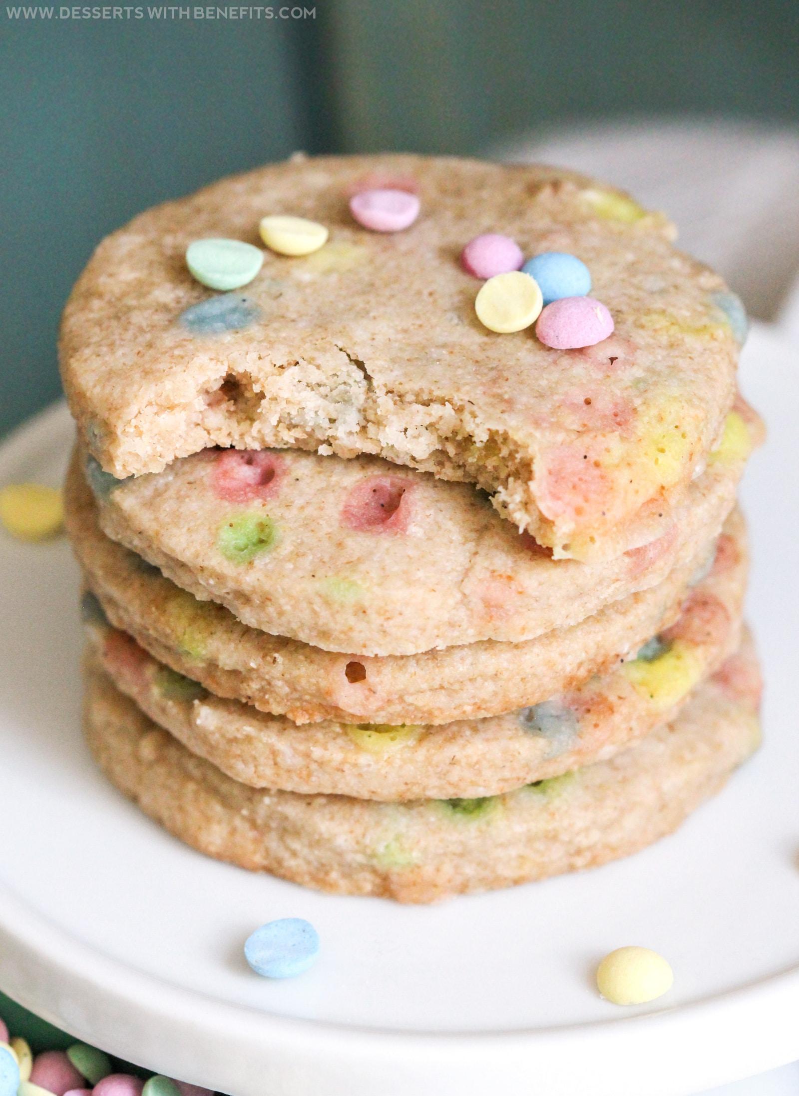 Gluten dairy free shortbread cookie recipe