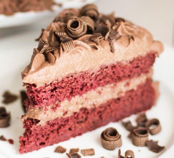Chocolate Mousse Iv Cake