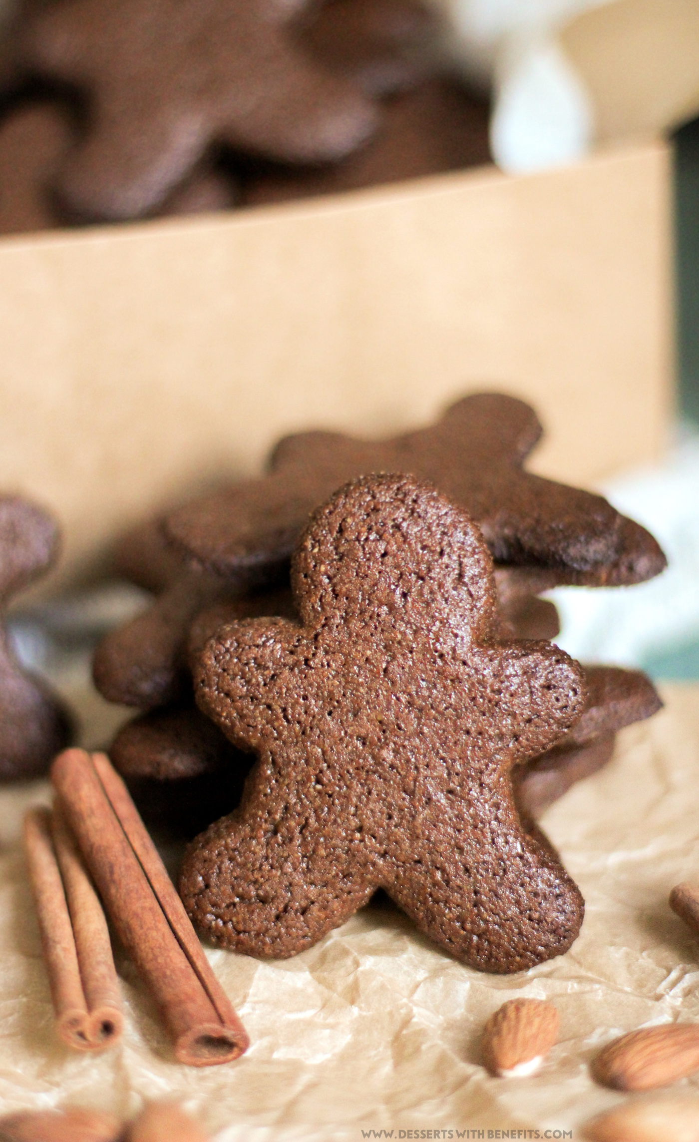 Healthy gingerbread man cookie recipes