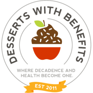 Desserts With Benefits is your blog for healthy, yet delicious, dessert recipes! All dessert recipes under the sun, made refined sugar free, low fat, low carb, high protein, gluten free, dairy free, and/or vegan!