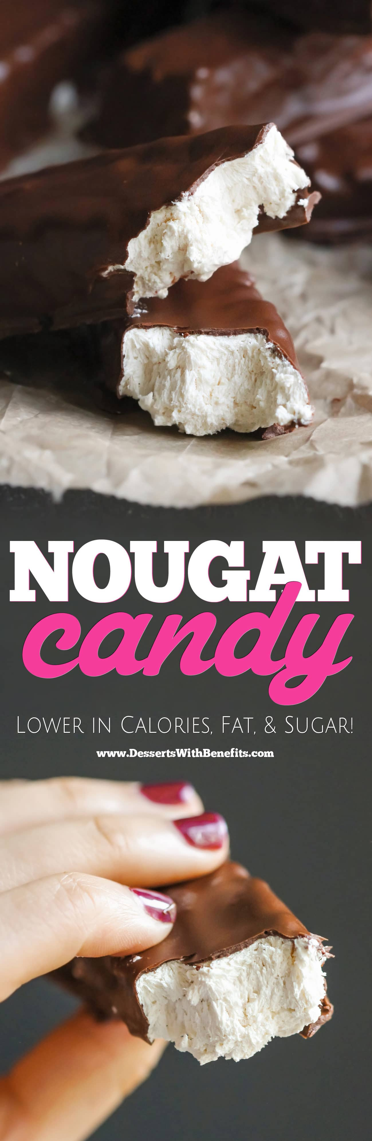 What is nougat Cooking recipe, composition, calorie nougat 24