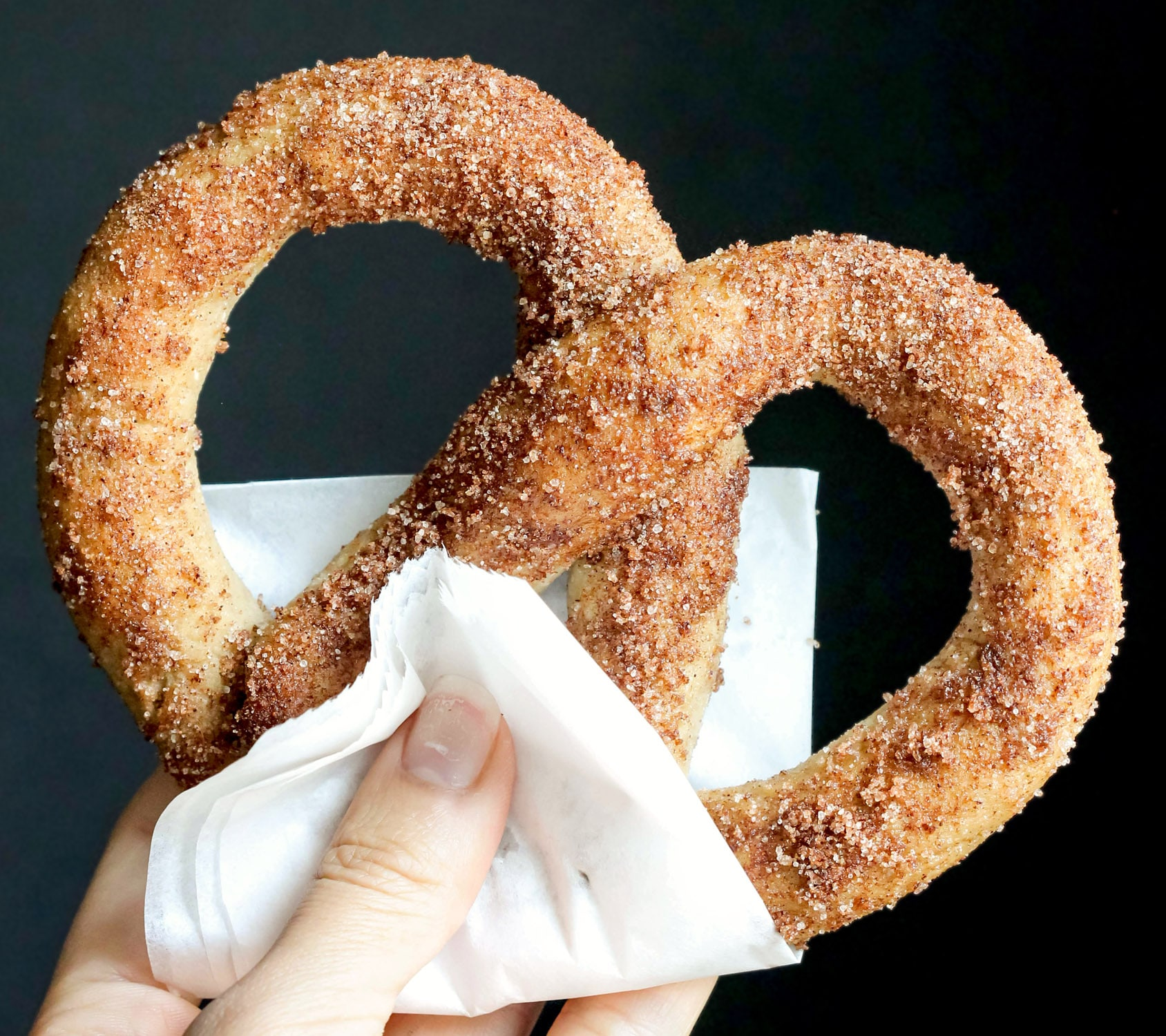Healthy Low Carb and Gluten Free Cinnamon Sugar Soft ...