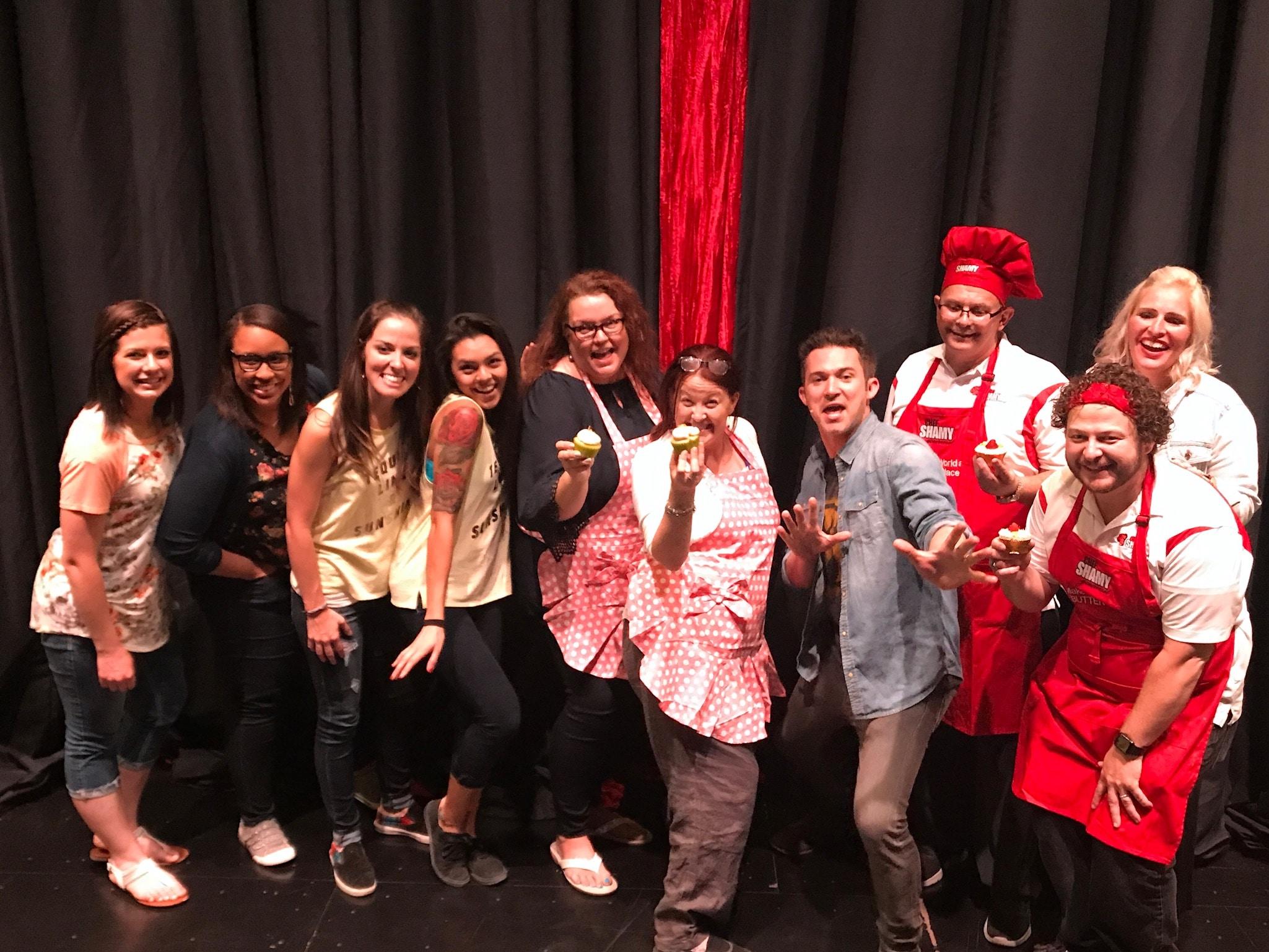 Jessica Stier Cupcake Wars Competition