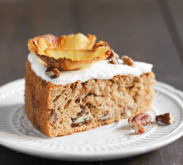 Grain Free Hummingbird Cake