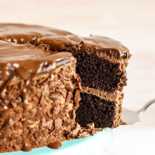 Healthy Chocolate Therapy Cake Sugar Free Low Carb Gluten Free